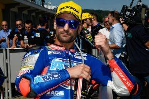 Moto2 | Ufficiale, Mattia Pasini in pista ad Austin con il team FlexBox HP 40