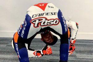 Moto2 | Mattia Pasini in pista anche a Jerez