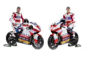 MotoE | Octo Title sponsor di Pramac Racing