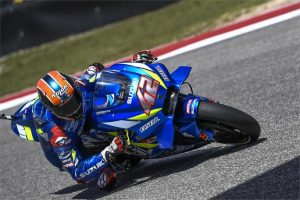 MotoGP   Gp Austin Gara: Marquez cade, Rins batte Rossi, vittoria del pilota Suzuki [VIDEO]