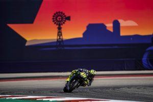 """MotoGP   Gp Austin Day 1: Valentino Rossi, """"Buon inizio, ma dobbiamo migliorare il passo gara"""" [VIDEO]"""