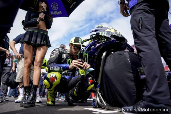 """MotoGP   Gp Austin: Valentino Rossi, """"Il podio in Argentina grande emozione, ci proveremo anche al COTA"""""""