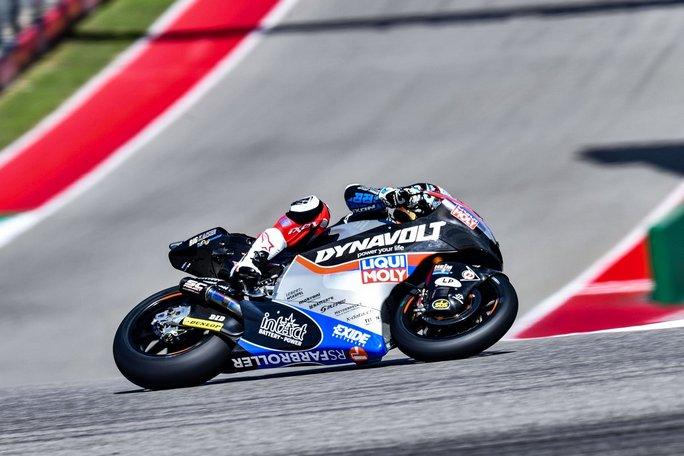 Moto2 | Gp Austin FP2: Schrotter si conferma al comando, Marini è quarto