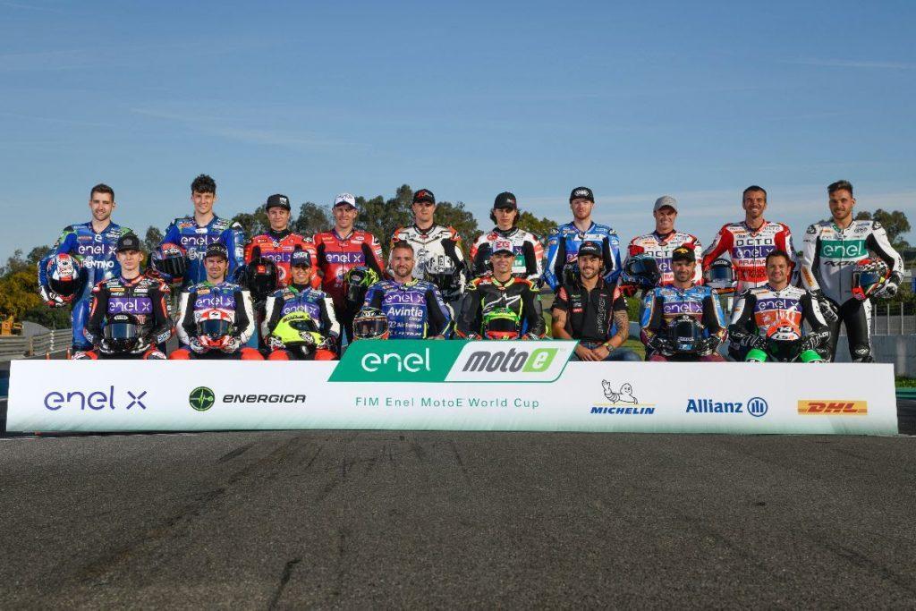 MotoE | Il campionato elettrico a giugno sarà a Valencia per i test