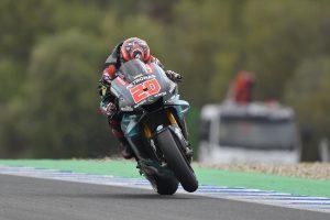 MotoGP | Test Jerez: Quartararo si conferma al top, Crutchlow e Morbidelli seguono il francese a distanza