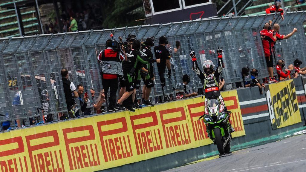 Superbike | Round Imola, Gara1: Rea interrompe il dominio di Bautista
