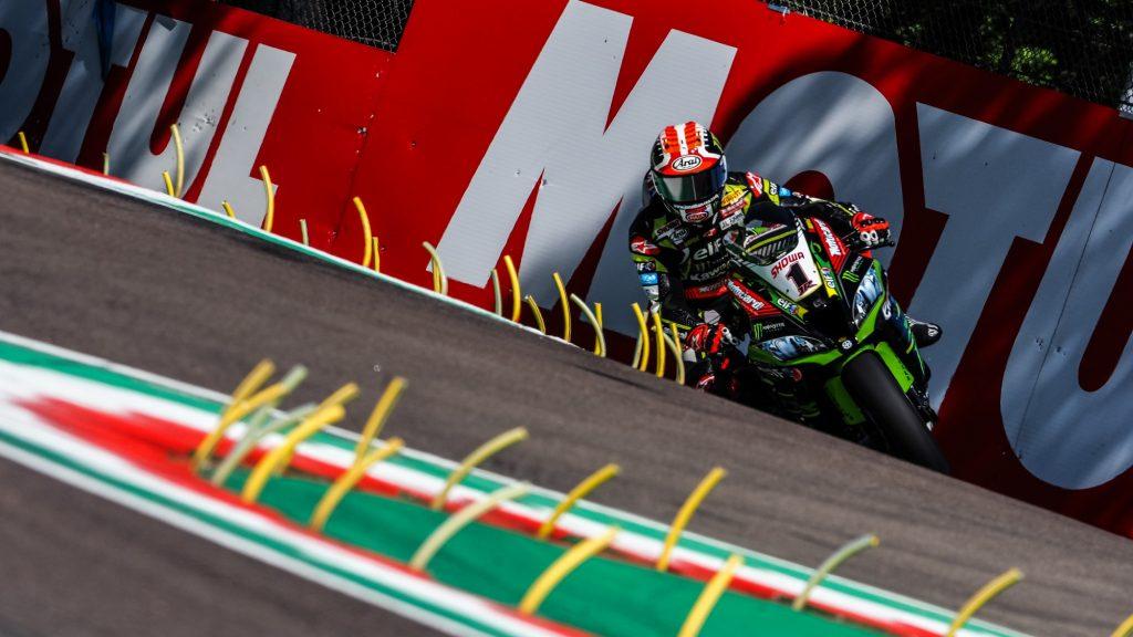 Superbike | Round Imola, FP1: Rea torna al comando