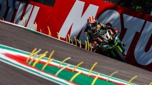 Superbike   Round Imola, FP1: Rea torna al comando