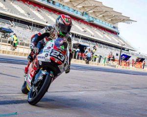 Moto3 | Gp Jerez FP2: Doppietta del team Sic58 con Antonelli e Suzuki