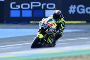 Moto2 | Gp Le Mans Qualifiche: Caduta e pole per Navarro, Pasini quarto