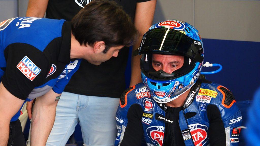 Superbike   Round Imola: Marco Melandri è pronto per la sua gara di casa