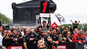 Superbike | Round Imola, Tissot-Superpole Race: 73° vittoria per Jonathan Rea