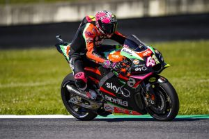 "MotoGP | Gp Mugello Day 1: Aleix Espargarò, ""Soffriamo un po' a centro curva"""