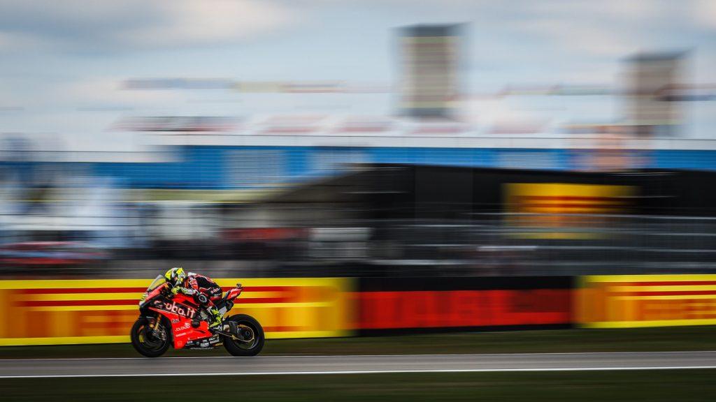 Superbike | Round Imola: Alvaro Bautista si prepara alla gara di casa