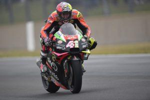 "MotoGP | Gp Le Mans Qualifiche: A.Espargarò, ""Condizioni davvero complicate"""