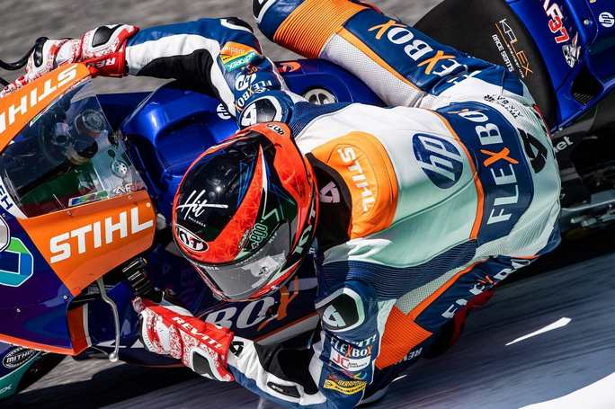 Moto2 | Gp Mugello FP3: Fernandez al comando, Baldassarri in Q1