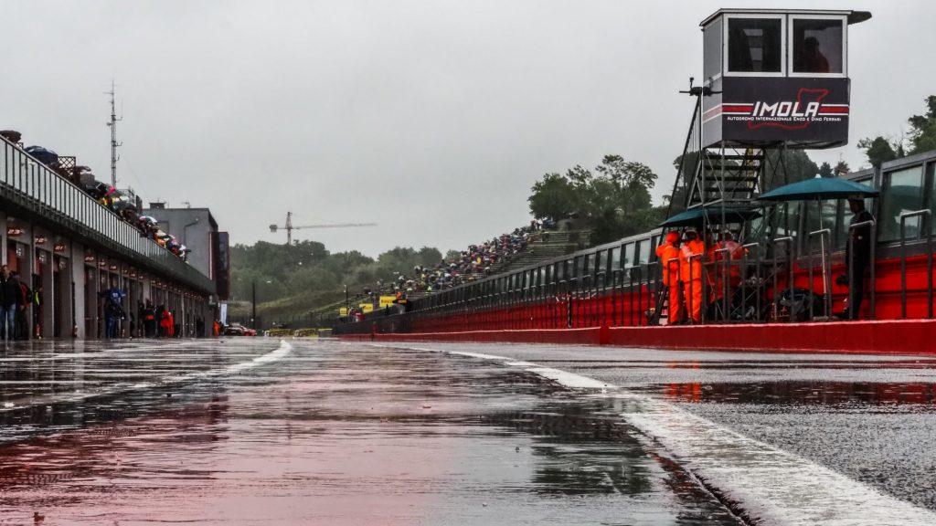 Superbike   Round Imola, Gara2: corsa cancellata per pioggia