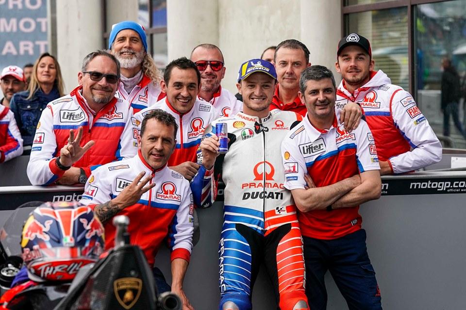 "MotoGP | Gp Le Mans Qualifiche: Miller, ""Felice del risultato"""