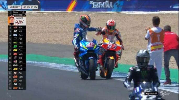 MotoGP | Gp Jerez: gli highlights della gara [VIDEO]