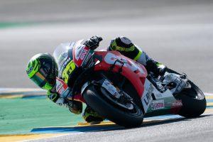 """MotoGP   Gp Le Mans Day 1: Crutchlow, """"Domani ci sarà da lavorare"""""""