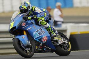 Moto2 | Gp Le Mans FP1: Locatelli è il migliore, Bulega è sesto