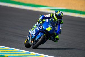 """Moto2   GP Le Mans Qualifiche: Locatelli, """"Mi sento in forma e sono fiducioso"""""""