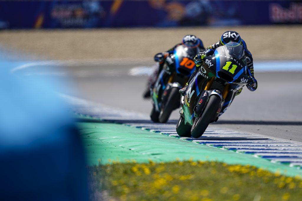 "Moto2   GP Jerez: Marini, ""Un weekend difficile"""