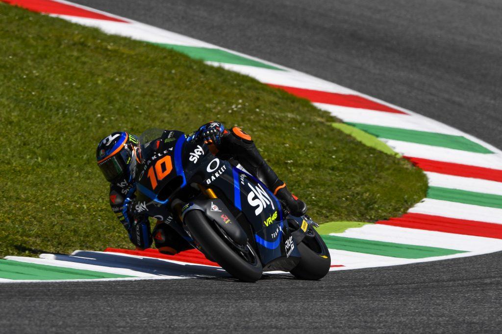 Moto: Italia, Marquez vince in Moto2 davanti a Luca Marini