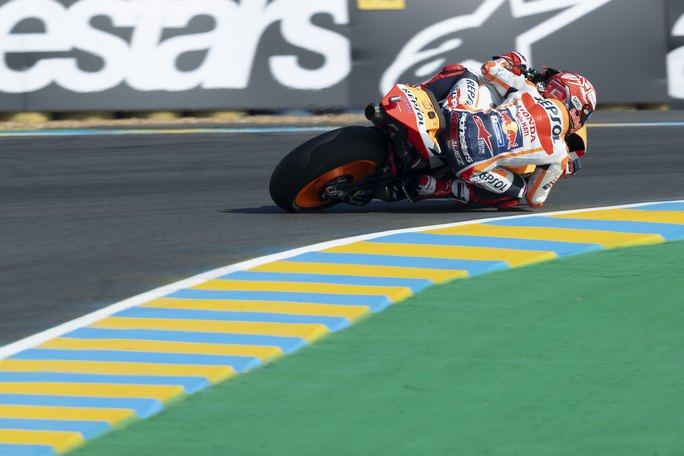 "MotoGP | Gp Le Mans Day 1: Marc Marquez, ""Proveremo a ripeterci"" [VIDEO]"