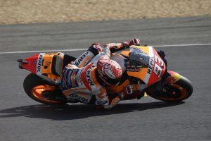MotoGP | Gp Mugello FP1: Marquez precede le Ducati, Rossi in difficoltà