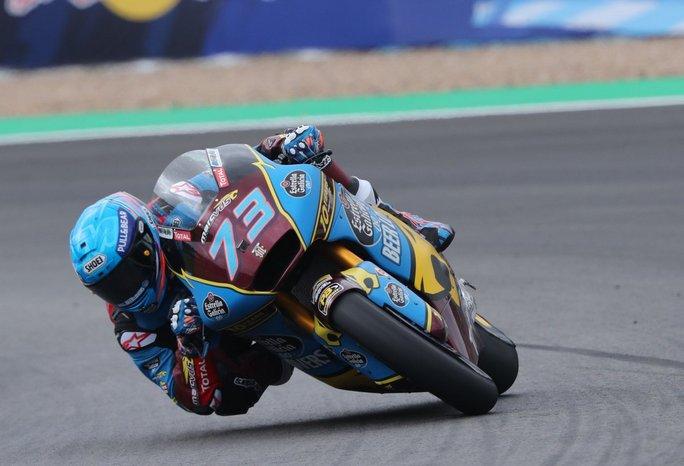 Moto2 | Gp Jerez Warm Up: Marquez è il più veloce, Di Giannantonio è quinto
