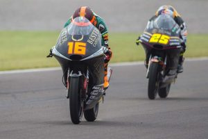 Moto3 | Gp Jerez Warm Up: Migno al comando