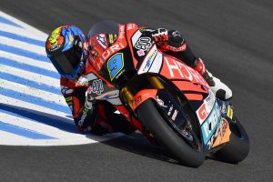 Moto2 | Gp Jerez Qualifiche: Navarro porta la SpeedUp in pole [VIDEO]