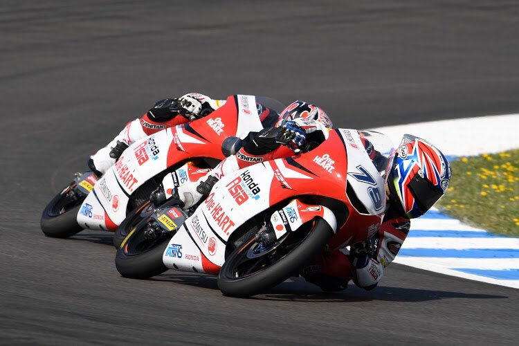 Moto3 | Gp Le Mans FP2: Ogura beffa tutti nel finale, Antonelli secondo [VIDEO]