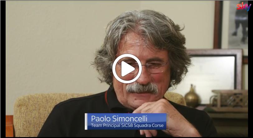 "Moto3 | Gp Jerez: Paolo Simoncelli, ""Un segno celeste"" [VIDEO]"