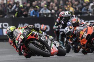 "MotoGP   Gp Mugello: A.Espargarò, ""Il Mugello è una gara importante"""