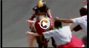 MotoGP   Le gag di Valentino Rossi al Gp del Mugello [VIDEO]