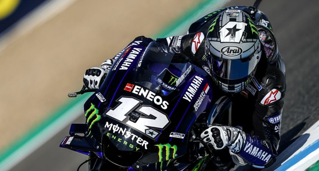 "MotoGP | Gp Jerez Day 1: Vinales, ""Non so cosa aspettarmi domani"" [VIDEO]"