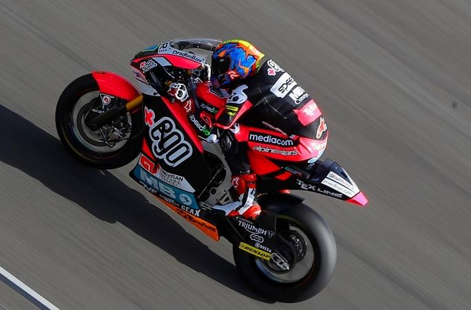 Moto2 | Gp Jerez FP1: Navarro è il più veloce