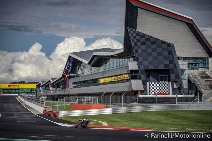 MotoGP | Silverstone, nuovo asfalto e GP confermato fino al 2021
