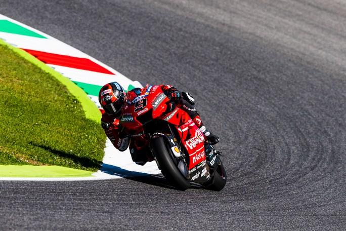 MotoGP   Gp Mugello FP3: Petrucci al Top, Dovizioso e Rossi costretti alla Q1