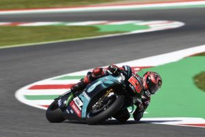 "MotoGP | Gp Mugello Day 1: Fabio Quartararo, ""Pista incredibile, mi sto divertendo molto"" [VIDEO]"