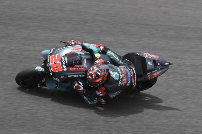 "MotoGP | Gp Le Mans Day 1: Fabio Quartararo, ""Sono tranquillo"" [VIDEO]"
