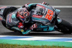 MotoGP | Test Jerez: Quartararo al comando nella classifica provvisoria [VIDEO]