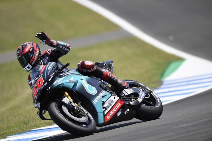 """MotoGP   Gp Jerez Qualifiche: Quartararo, """"Risultato incredibile"""" [VIDEO]"""