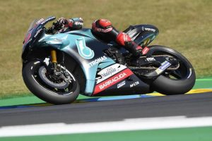 MotoGP | Gp Le Mans Warm Up: Quartararo al Top, Rossi è decimo
