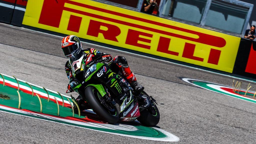 Superbike | Round Imola, FP2: Jonathan Rea si conferma al comando