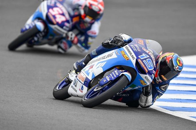 Moto3   Gp Le Mans FP1: Rodrigo è il più veloce, seguono Arbolino e Dalla Porta