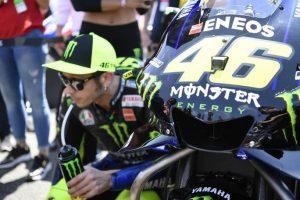 """MotoGP   Gp Le Mans: Valentino Rossi, """"Voglio il podio"""""""