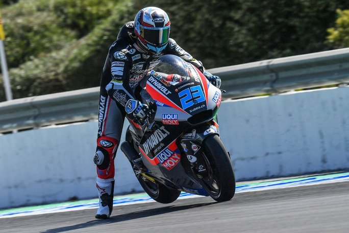 Moto2 | Gp Jerez FP2: Schrotter davanti a Marquez